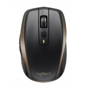 Logitech MX Anywhere 2 - Business Edition - rato - para direita - laser - 7 botões - sem fios - Bluetooth, 2.4 GHz - receptor s