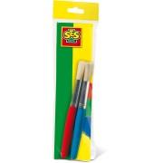 Set pensule mari 2 bucati - SES (S00399)
