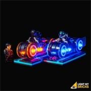 LIGHT MY BRICKS Kit for 21314 Tron Legacy