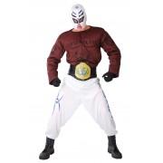 Disfraz adulto Luchado Lucha Libre talla 52-54