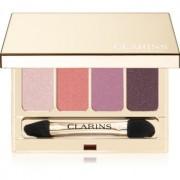 Clarins 4-Colour Eyeshadow Palette paleta de sombras de ojos tono 6,9 g