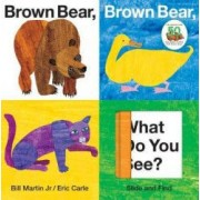 Brown Bear Brown Bear What Do You See Slide and Find