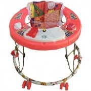 Oh Baby Baby Musical Walker Red Color For Your Kids SE-W-03