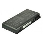 MSI Batterie ordinateur portable BTY-M6D pour (entre autres) MSI GT660 - 6600mAh