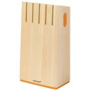 Üres Késblokk F.F. nyers fa színű 200083