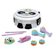 Fisher Price Music Panda Musical Band Drumset