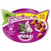 Whiskas Trio Crunchy Treats - риба (6 х 66 г)