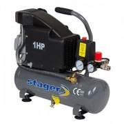 HM 1010K - Compresor cu piston, antrenare directa, STAGER HM 1010K
