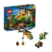 Lego City Jungla: Helicóptero de transporte 60158
