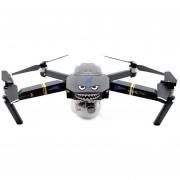 DJI Drone Accesorios Pegatinas Tiburón Para DJI Mavic Pro - Azul