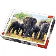Trefl Puzzle Slagalica African Elephant 1000 kom (10442)
