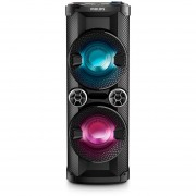 Minicomponente Philips NTX401X/77 MP3-CD 1000W-Negro