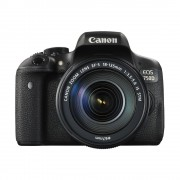 Canon EOS 750D DSLR + 18-135mm IS STM