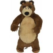 Jucarie de plus Simba Masha and the Bear Bear in picioare 25 cm