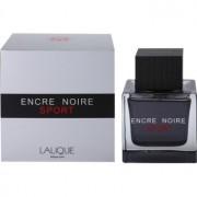 Lalique Encre Noire Sport eau de toilette para hombre 50 ml