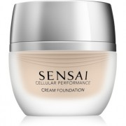 Sensai Cellular Performance Foundations base cremosa SPF 15 tom CF 22 Natural Beige 30 ml