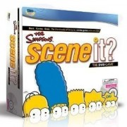 Toy / Game Terrific The Simpsons Scene It Game With Dvd Trivia Questions - Makes A Great Gift For An