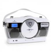 RCD-70 radio vintage FM USB CD bianca