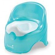Summer Infant Lil Loo Potty Teal and White