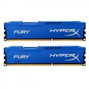 Kingston Memorija DDR3 8GB 1600MHz (2x4), HyperX Fury, HX316C10FK2/8