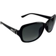 Els Oval Sunglasses(Green)