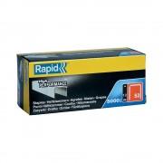 Capse Rapid 53 12, sarma subtire, galvanizate, decoratiuni, 5000 cutie carton 11859610