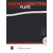 Universal Edition Groove Connection - Flute: Dorisch – Mixolydisch – Pentatonik – Bluestonleitern