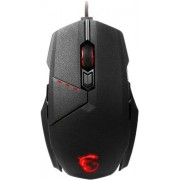 MSI Clutch GM60 Wired Gaming Mouse, B