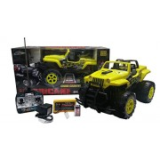 Lets Blaze with Cross Country Hurricane Jeep Scale 1:12 - Monster Truck , Big Size , Rechargeable , Remote controlled