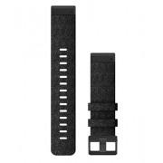 Garmin QuickFit 22 Nylon - Klockarmband - Svart