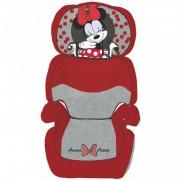 Scaun auto Minnie Disney Eurasia, greutate suportata 15 - 36 kg, tetiera 4 pozitii, 3 - 12 ani