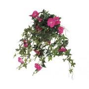 Floare artificiala, petunie curgatoare, roz