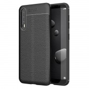 Capa de TPU Slim-Fit Premium para Huawei P20 Pro - Preto