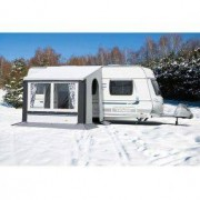 dwt Zelte Wintervorzelt DWT Cortina II, grau, Grösse 2