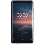 "Telefon mobil NOKIA 8 SIROCCO Black, 5.5"", RAM 6GB, Stocare 128GB"