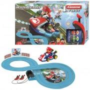 Carrera Set FIRST Auto Slot e Pista Mario Kart 1:43 20063014