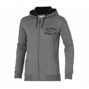 Asics - Graphic Full Zip Heren Trainingshoody