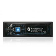 Alpine CDE-178BT Bluetooth Black car media receiver - car media receivers (4.0 channels, FM,LW,MW, 87.5 - 108 MHz, 153 - 281 kHz, 24-bit, LCD)