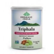 Pulbere triphala organica 100gr ORGANIC INDIA