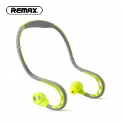 REMAX S20 In-ear Wireless Bluetooth 4.2 Headphone with Mic for iPhone Samsung - Yellow