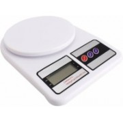 PREMIUM E COMMERCE 5kg/1g Electronic Kitchen Weighing Scale Weighing Scale(White)