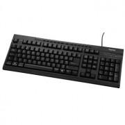 Multimedijalna tastatura AK-220 Srpski layout Tas Tera crna Hama