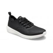 Crocs LiteRide™ Pacer Schoenen Kinder Black / White 27