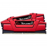 Memoria RAM DDR4 16GB 2666MHz G.SKILL Ripjaws V 2X8GB F4-2666C19D-16GVR