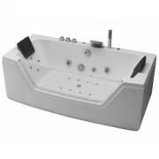 Spatec bañeras Whirlpools - Spatec Vitro 160