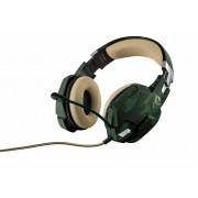 TRUST GXT 322C Gaming Headset - green camouflage [20865] (на изплащане)