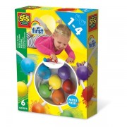 Ses Creative - Children's My First Crayon Beads Set (multi-colour