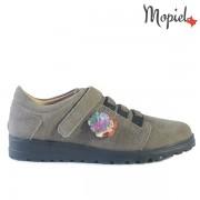 Pantofi dama din piele naturala 23808/Cappuccino/Andra