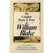 The Complete Poetry & Prose of William Blake, Paperback