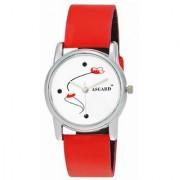 ASGARD WM-RR Analog White Dial Women's Watch